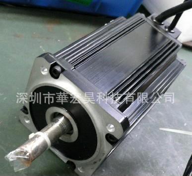 厂家批发销售BLDC92x92mm-1100W大功率直流无刷电机及驱动器套装