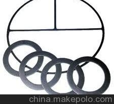 供应标准金属 石墨 缠绕垫 环子 换热器垫片