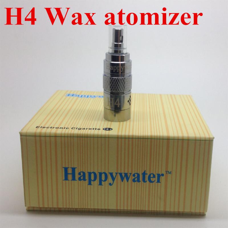 电子烟爆款H4固体烟油雾化器wax atomizer新产品热销中厂家现货批发