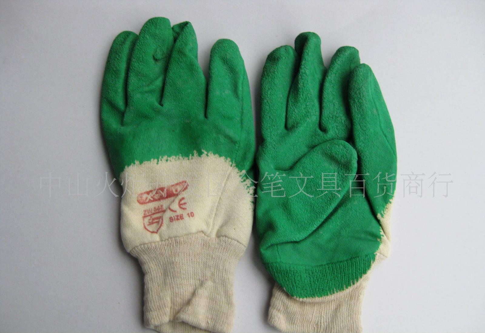 橡胶手套厂_橡胶涂层手套