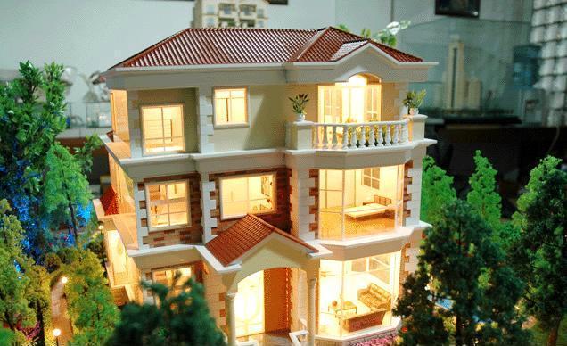南昌制作建筑沙盘户型模型景观模型公司