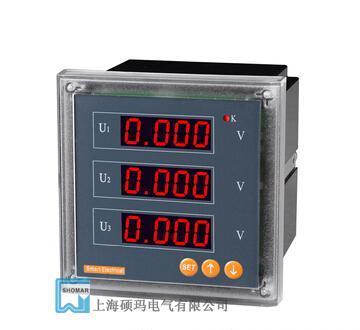 ���,yb�9�yh�y�_上海硕玛yh20au-9s3b yh20aa-9s3t三数显交流电流 电压表