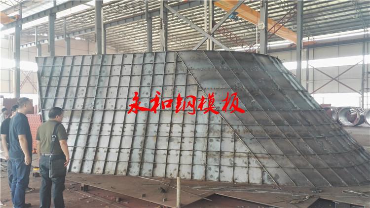 黑龙江水利渡槽钢模板销售 哈尔滨同顺钢模板 楚北网