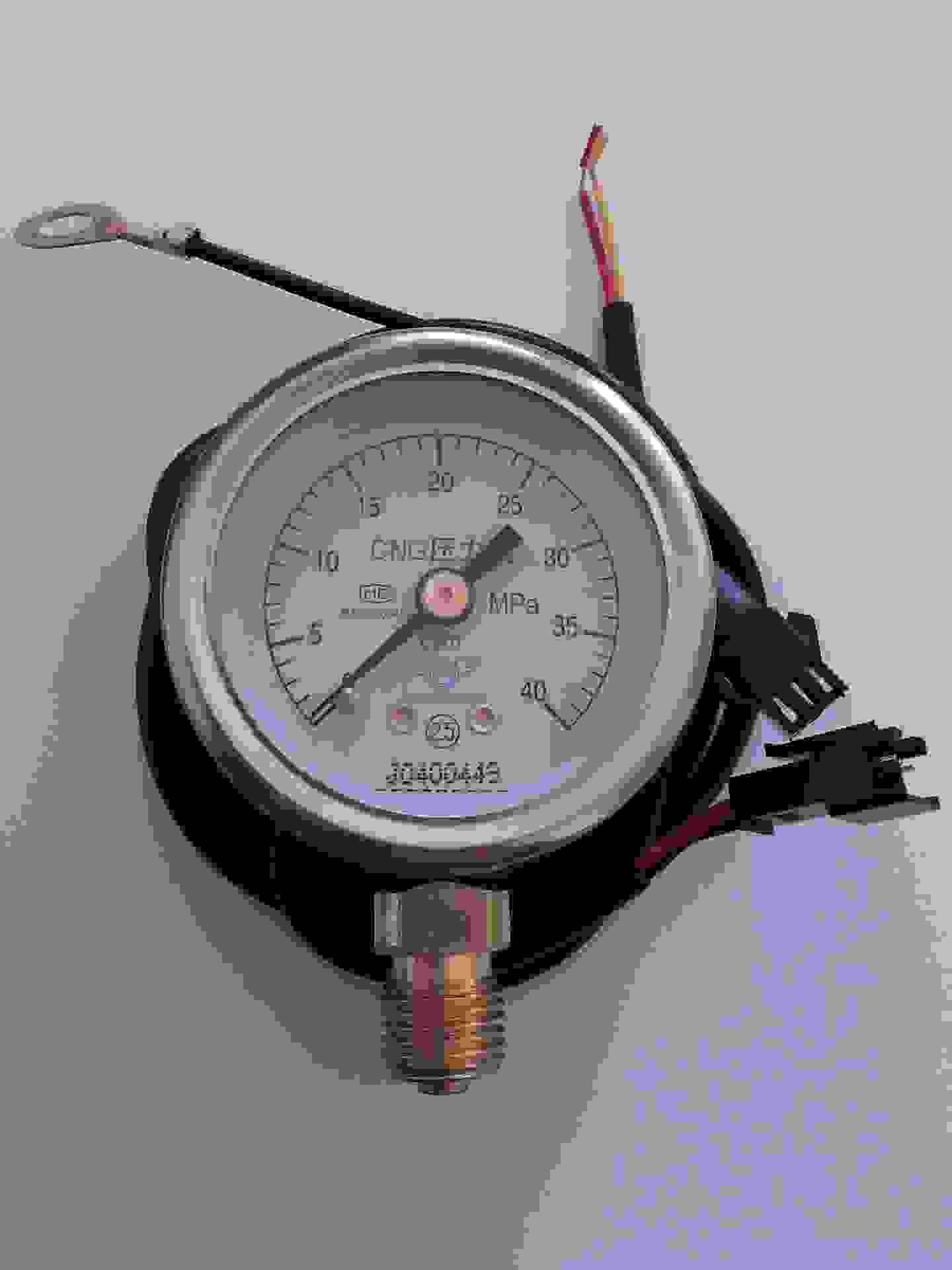 气压表汽车