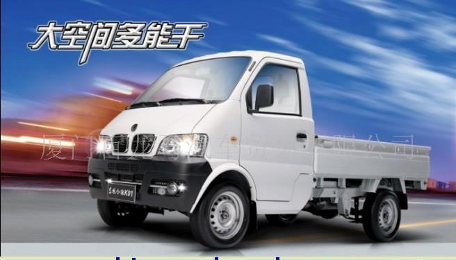 东风小康k01单排货车1.1 东风小康面包车图片