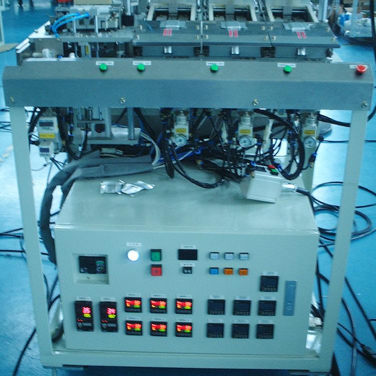 厂家直销专业生产非标定制锂电池生产设备  (底部)密封机
