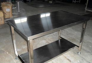 不锈钢工作台0
