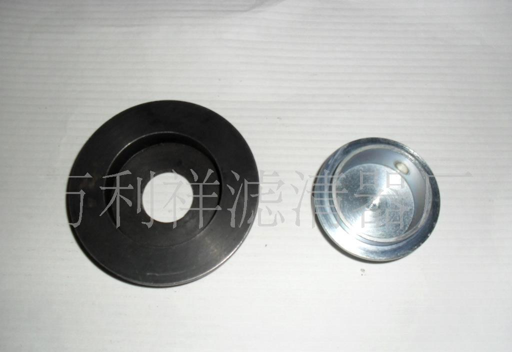 供应(万利祥)液压泵滤芯用端盖图片