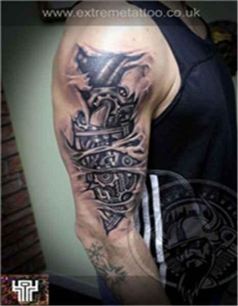 哈尔滨纹身刺青