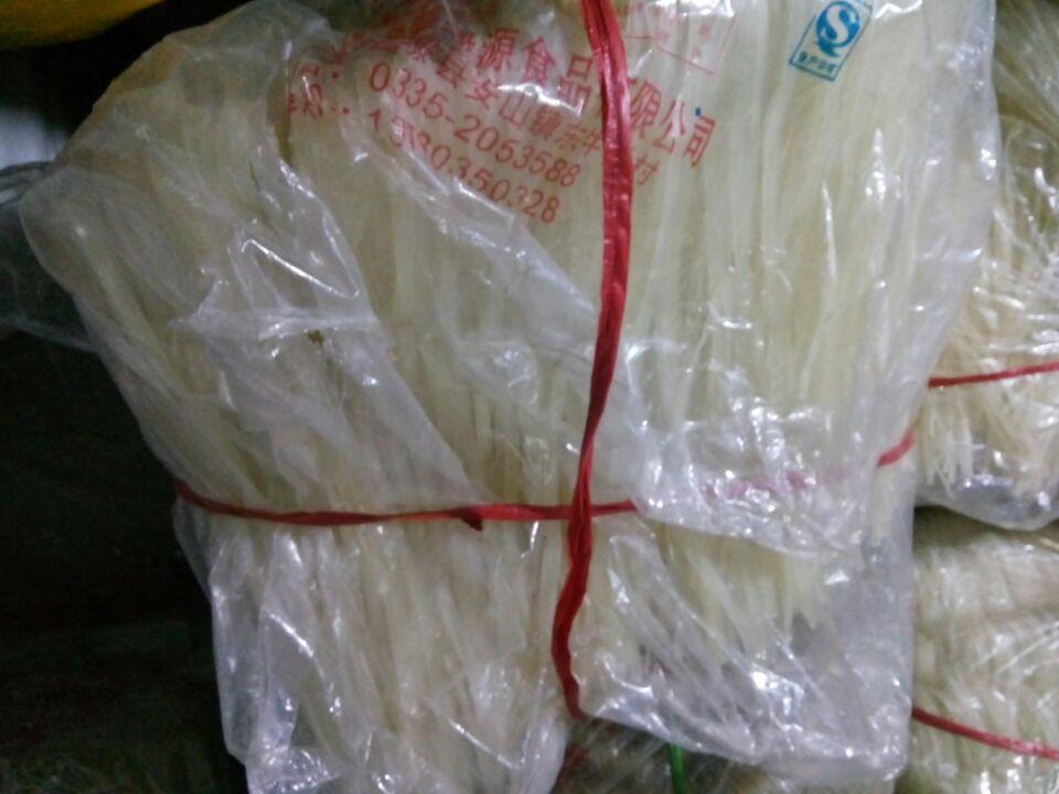 厂家直销 大宽粉 原料土豆 天然无公害 绿色纯手工