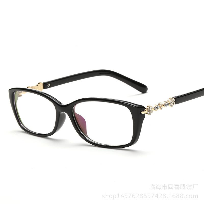 2016时尚韩版新款眼镜架厂家 女式框架镜 超轻近视眼镜框批发3605