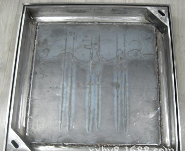 批发销售 不锈钢圆形电缆井盖 不锈钢下沉式井盖700图片