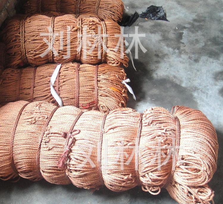 青岛厂家 大量长期供应 加工车网安全绳 质量可靠