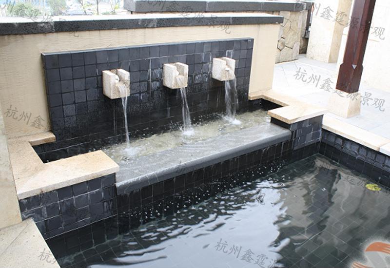 淳安别墅水景喷泉: 供销 浙江较优惠的水景喷泉图片
