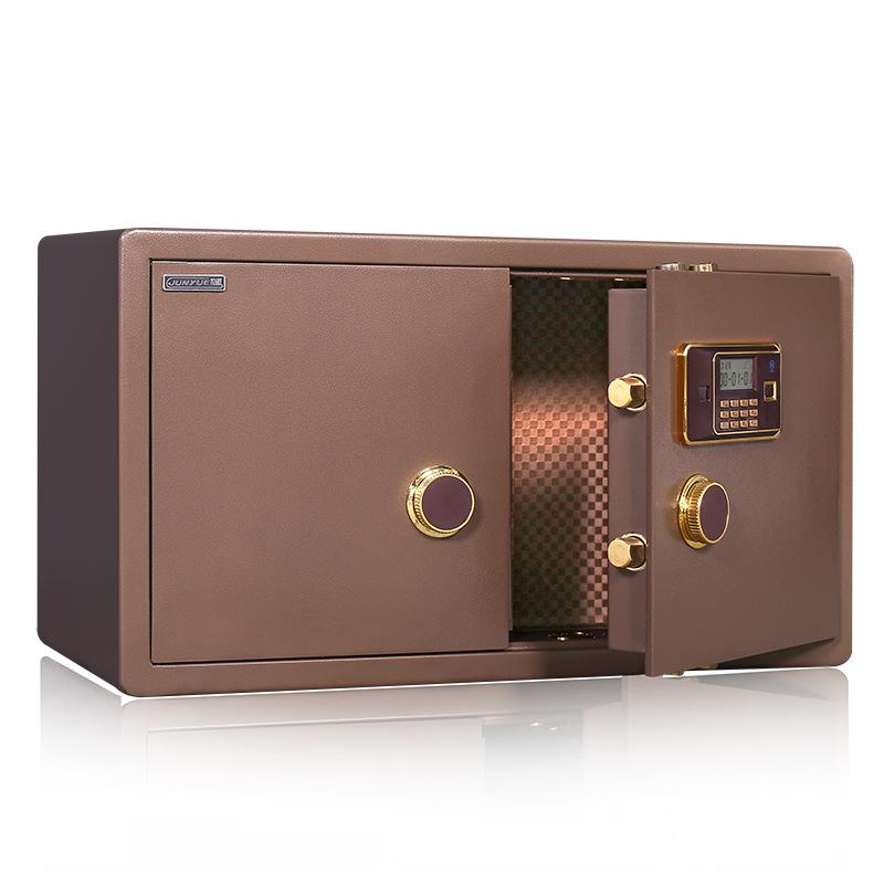 批发保险柜珠宝保险柜电子密码保管箱定做保险柜对开门保险柜