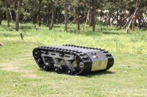 山东履带式机器人哪家好