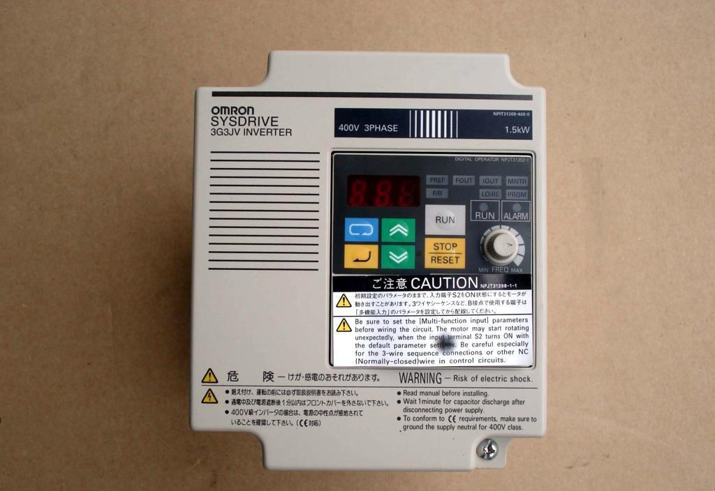 供应3G3JV-A2001欧姆龙变频器全系列3G3JV-A2001