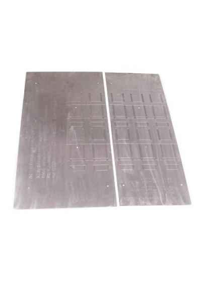 可调节钢模板