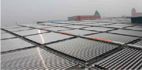 太阳能集体供热工程报价