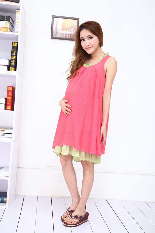品牌孕妇装夏季孕妇裙