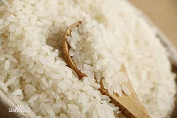 天然有机大米