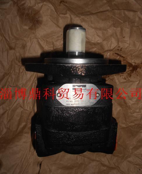 液压泵齿轮泵的型号图片