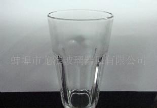 高白料水晶高八脚玻璃杯 八脚玻璃水杯