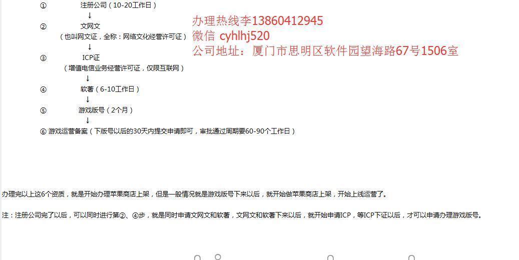 快速申请办理互联网经营许可证 icp证 软著权办理