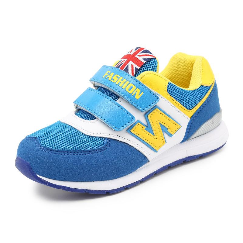 2016童鞋新品男孩运动鞋中小童鞋批发女孩跑步鞋厂家直销童鞋