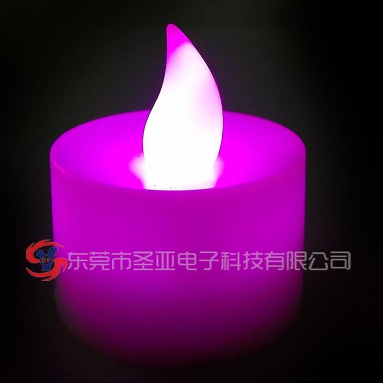 厂家专业生产销售【电子茶蜡】LED定时蜡烛【浮水蜡烛】电子蜡烛