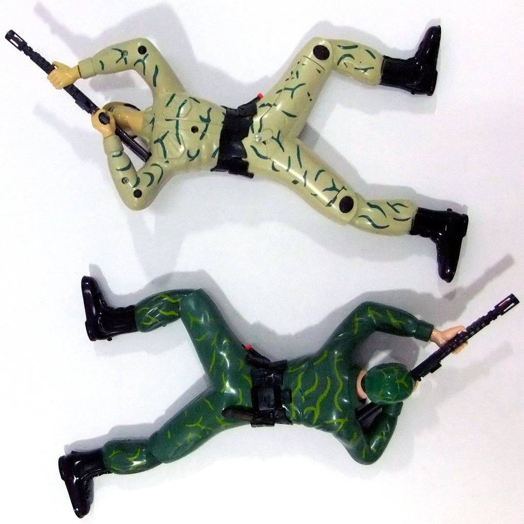 厂家批发 最新创意军事玩具 电动特种兵 电动爬兵