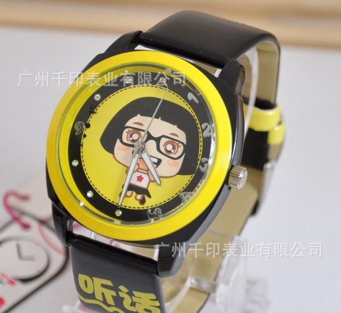 彩特手表_ce3341手表批发 正品彩特手表可爱淑女石英表 女表