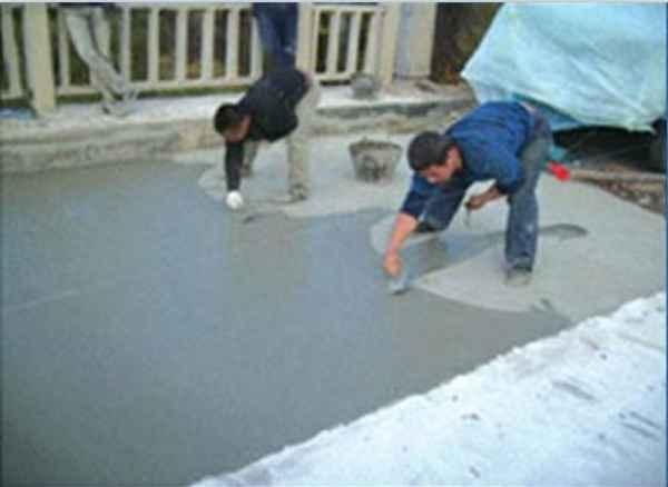 水泥混凝土道路修补剂