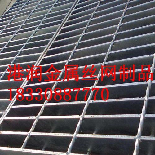 钢格板的安装及安装间隙