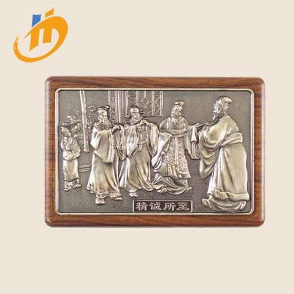 古典艺术雕刻收藏盒定制