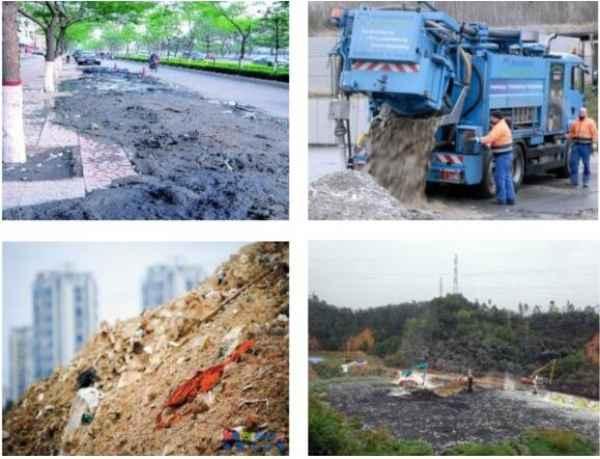 通沟污泥处理/通沟污泥处理厂家