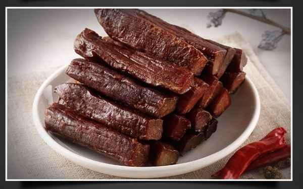 内蒙古茂扬精品牛肉干好吃么