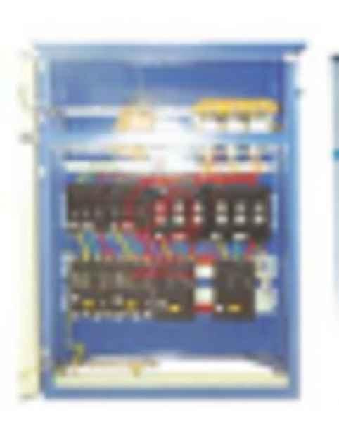 工地二级配电箱
