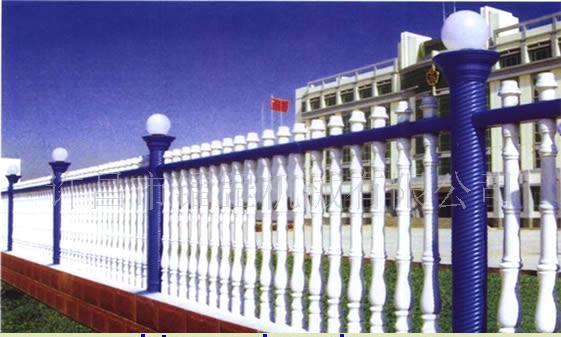 围栏 水泥围栏 艺术围栏