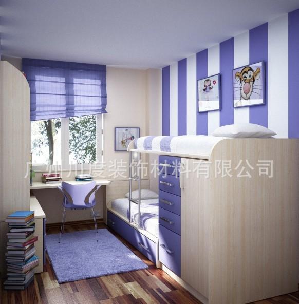 温馨精小房间装潢设计 小房子变大空间1图片