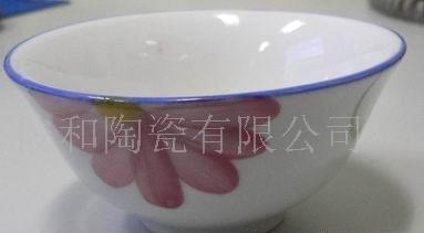 潮州枫溪陶瓷-手彩3.5寸小碗-潮州枫溪陶瓷-手彩3.5寸小碗