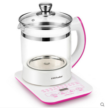 荣事达养生壶全自动加厚玻璃分体中药壶1.8L多功能煮茶壶YSH18Q1
