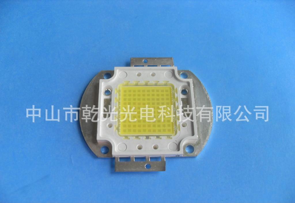 专业供应高亮度 大功率LED灯珠 1W 黄 绿 红光