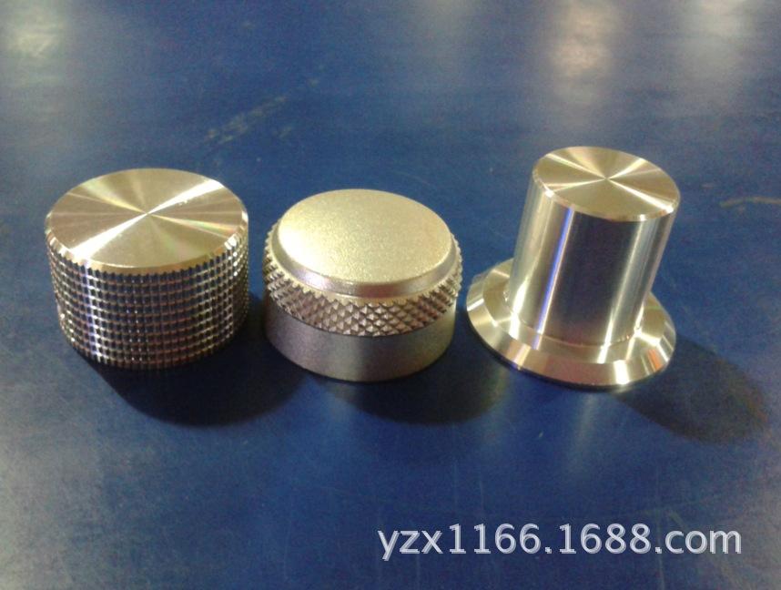 铝合金旋钮 25x17帽型旋钮