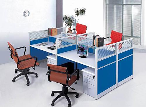 杭州办公家具办公屏风工作位款式各异