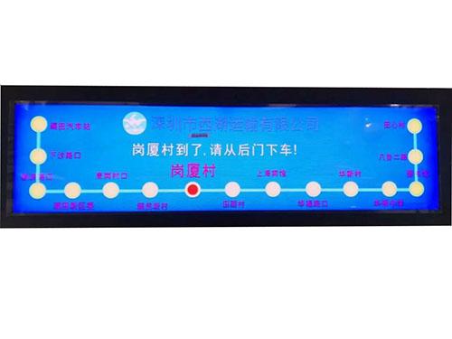 透明屏 LCD广告机厂家直销