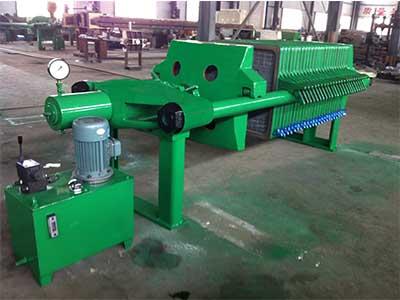 供应河南专业的铸铁型板框压滤机-福建铸铁板框压滤机价格