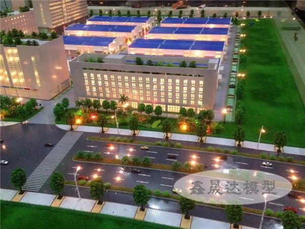 鑫晟达模型_专业的工业园规划模型公司,南宁工业园规划模型造价