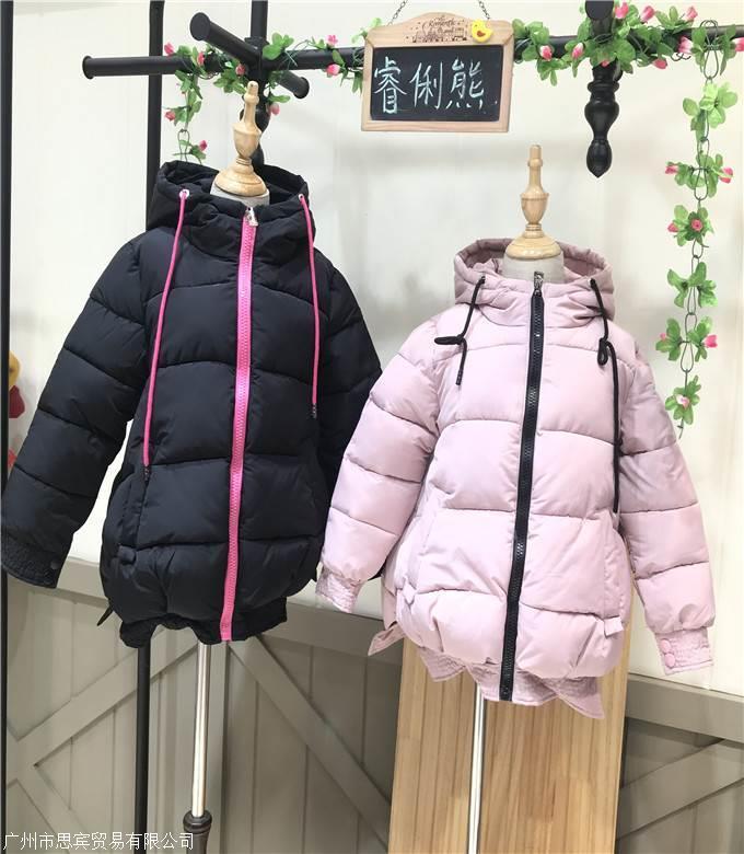 杭州品牌童装睿俐熊折扣尾货库存货源