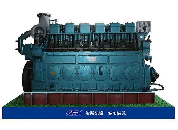 博洋船用柴油机